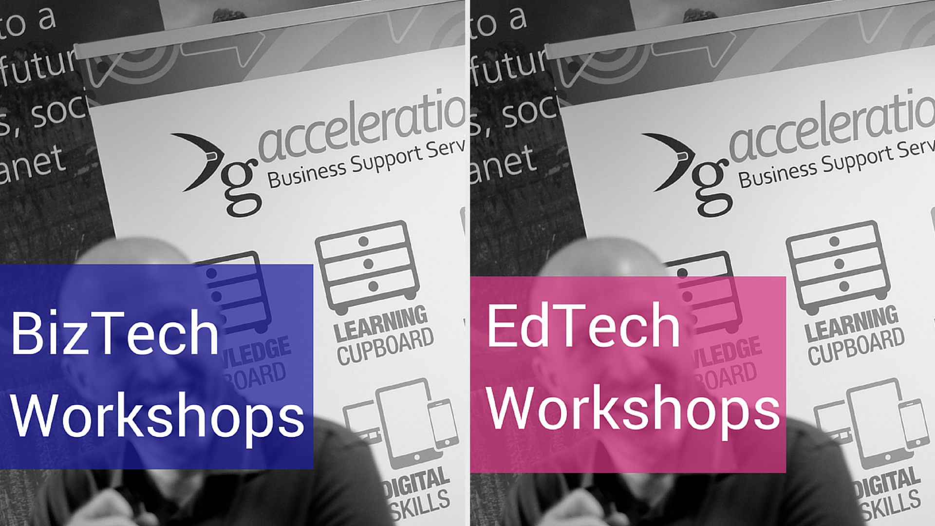 biz and tech workshops